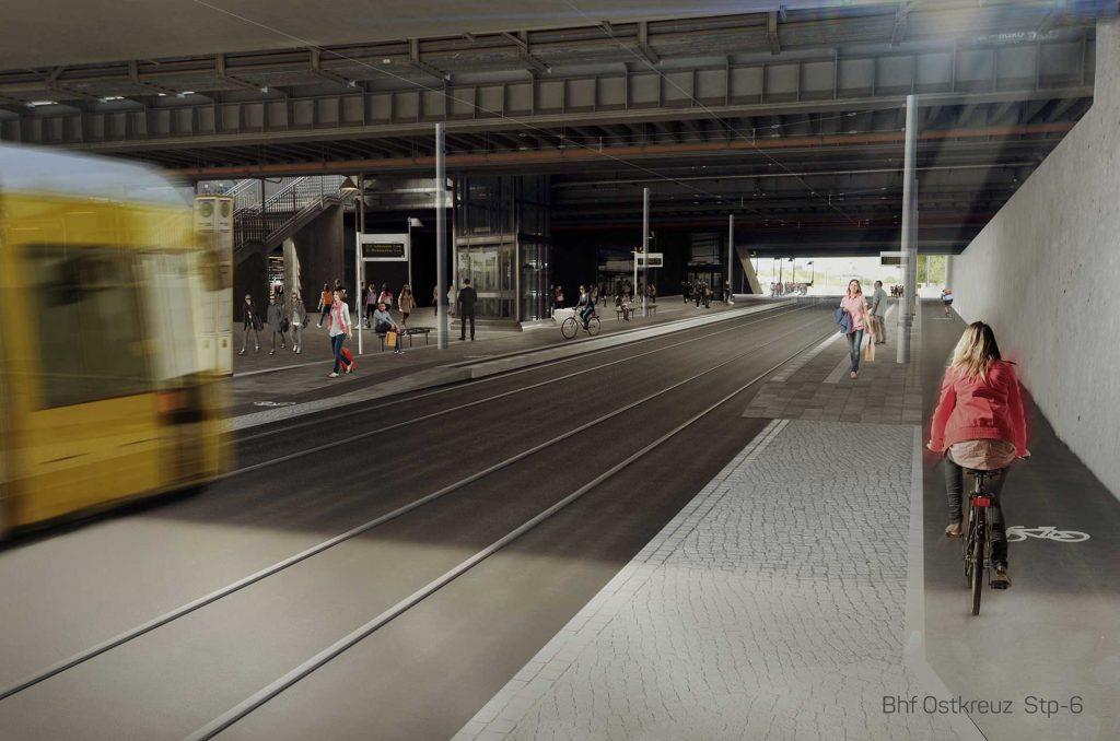 Berlin Bahnhof Ostkreuz